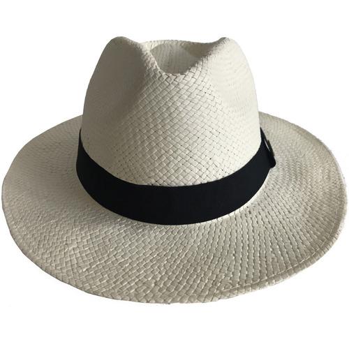 Sombrero Estilo Panama Soft Compañia De Sombreros H863319 944f59e5665