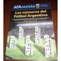 Nueva Afa Revista N 30 Fixture Inicial 2013 Nacional B Messi