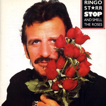 Ringo Starr Stop & Smell The Roses Vinilo Beatles Ron Wood