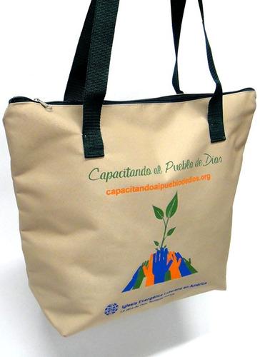 1ff3deaf7 100 Bolsas Bolsos Para Congresos - Con Su Logo - Cordura