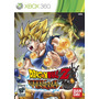 Dragon Ball Z Ultimate Tenkaichi Xbox 360 Formato Físico