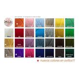 Lana Cashmilon Semigrueso Mia 4/7 - 1 Kilo Por Color