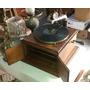 Antiguo Fonografo Victor Victrola Model Vv Iv Made In Usa