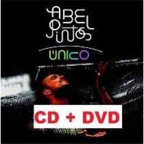 Abel Pintos Único Cd+dvd Novedad