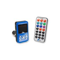 Transmisor Fm Usb Sd Mp3 Noga Ng-26 12v Auto Control Lcd