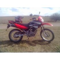 Honda Xlr 125cc. 2001 Modificada A Xr 2014.