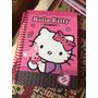 Agenda Perpetua Hello Kitty Tapa Dura Mediana