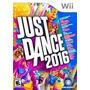 Just Dance 2016 Wii Nuevo Físico Original. En Colegiales