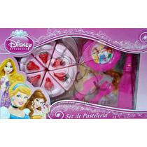 Set De Pasteleria Disney Princesas