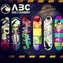 Tablas De Skate Marca Abc