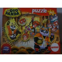 Puzzle Oso Pada - 50 Piezas- Antex-juguete-mania