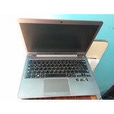 Ultrabook Samsung I5 6gb Ssd Solido Impecable!