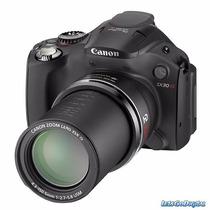 Camara Canon Powershot Sx30 Is Hd 35x 14mp