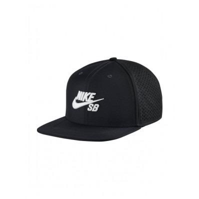 Gorra Nike Sb Negra Performance Nike Pro Dri Fit en venta en ... a2bdb19d325