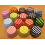Pirotines Rayados Nº8 X 1000 Mini Cupcakes, Bon O Bon