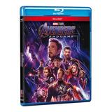 Avengers Endgame Blu Ray Nuevo Original En Stock