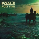 Cd + Dvd Foals Holy Fire Live At The Royal Albert