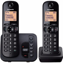 Telefono Inalambrico Panasonic Kxtgc222agb Duo Local Venex