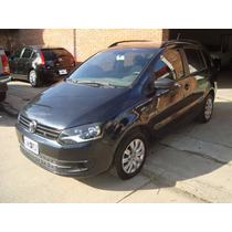 Volkswagen Suran Confortline 1.6 2013 Gnc - Impecable!!!