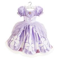 Vestido Princesa Sofia Original Disney Store Eeuu