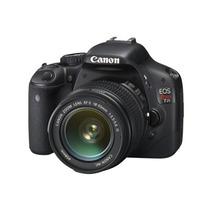 Camara Canon Eos Rebel T2i Nueva+ 2 Lentes Canon + Bolso!