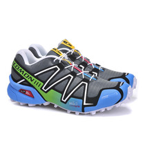 Salomon Speedcross Men Gris/verde Originales Envío Gratis!