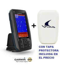 Ecosonda + Gps Garmin Striker Plus 4 Hace Ruta Automática
