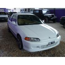 Honda Civic Dx Año 1993 Titular Al Dia!!!! $55.000