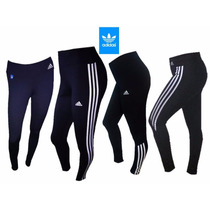 Calza De Lycra Adidas Por Mayor (6 Unidades)