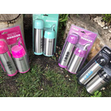Set Termo 500ml + Mate Autocebante 400ml Keep!