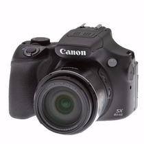 Canon Sx60 Hs Is Wifi 16 Mpx Zoom 65x Lcd 3 Full Hd