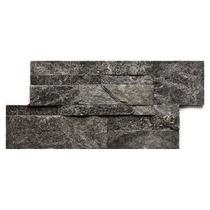 Stone Negro 18x35 Piedras Naturales