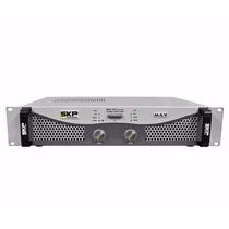 Skp Max-320 Unidad De Potencia 150w+150w Rms 4 Ohms