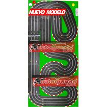 Pista Monza 3-320 Con Mixto Nuevo Modelo