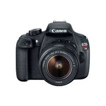 Camara Fotográfica Canon Eos T5