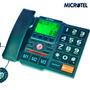 Telefonos Numeros Y Pantalla Gigante Microtel 2022