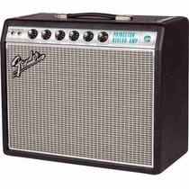 Amplificador Fender 68 Custom Princeton Reverb Valvular