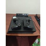 Playstatation 4 + 2 Joysticks + Camara Ps4