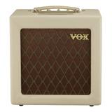 Amplificador Vox Ac4tv 4w Valvular Crema