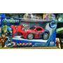 Auto Turbo Radio Control De Los Avengers - Tuni 699-40