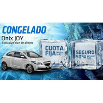 $40000 Y Cuotas 0% Interes Plan Chevrolet Onix Ls