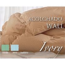 Acolchado Palette Wall Queen Size Reversible