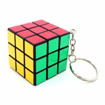 Mini Cubo Mágico Llavero