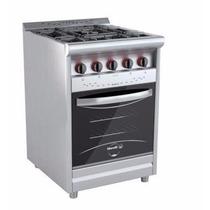 Cocina Domec Cg2xuav Autolimpiante 56 Cm Cajon Parrilla Time