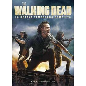 Dvd - The Walking Dead - Temporada 8