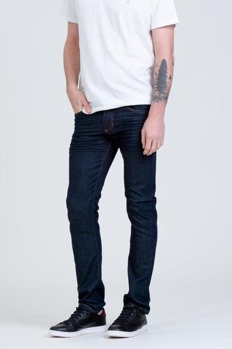 Slim Fit 760 Prototype Azul Jean Hombre 851f9551b5b5