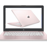 Notebook Hp Stream 14 Rosa Dualcore Video Radeon Windows10