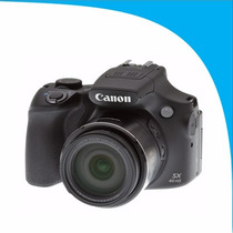 Canon Sx60 Hs Powershot Fullhd Wifi Nfc Raw Gtia Mercadopago