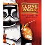 Star Wars The Clone Wars - Temporadas Completas Dvd