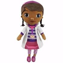 Combo Doctora Juguetes Incluye A La Doc Hallie Y Felpita.